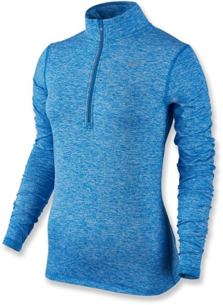 Nike Dri-FIT Soft Hand Half-Zip Baselayer