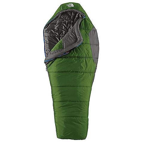 photo: The North Face Men's Aleutian 4S 0 3-season synthetic sleeping bag