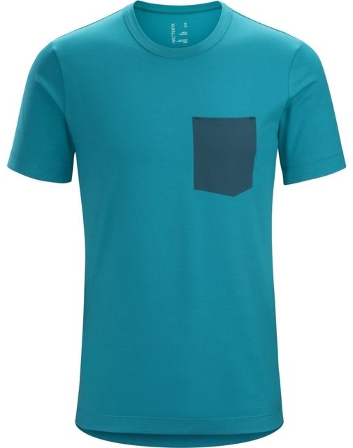 photo: Arc'teryx Anzo T-Shirt short sleeve performance top