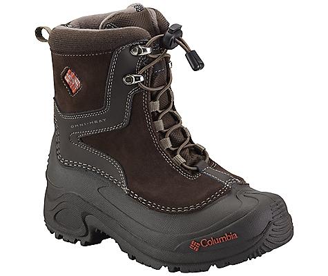 photo: Columbia Boys' Bugaboot Plus Boot winter boot