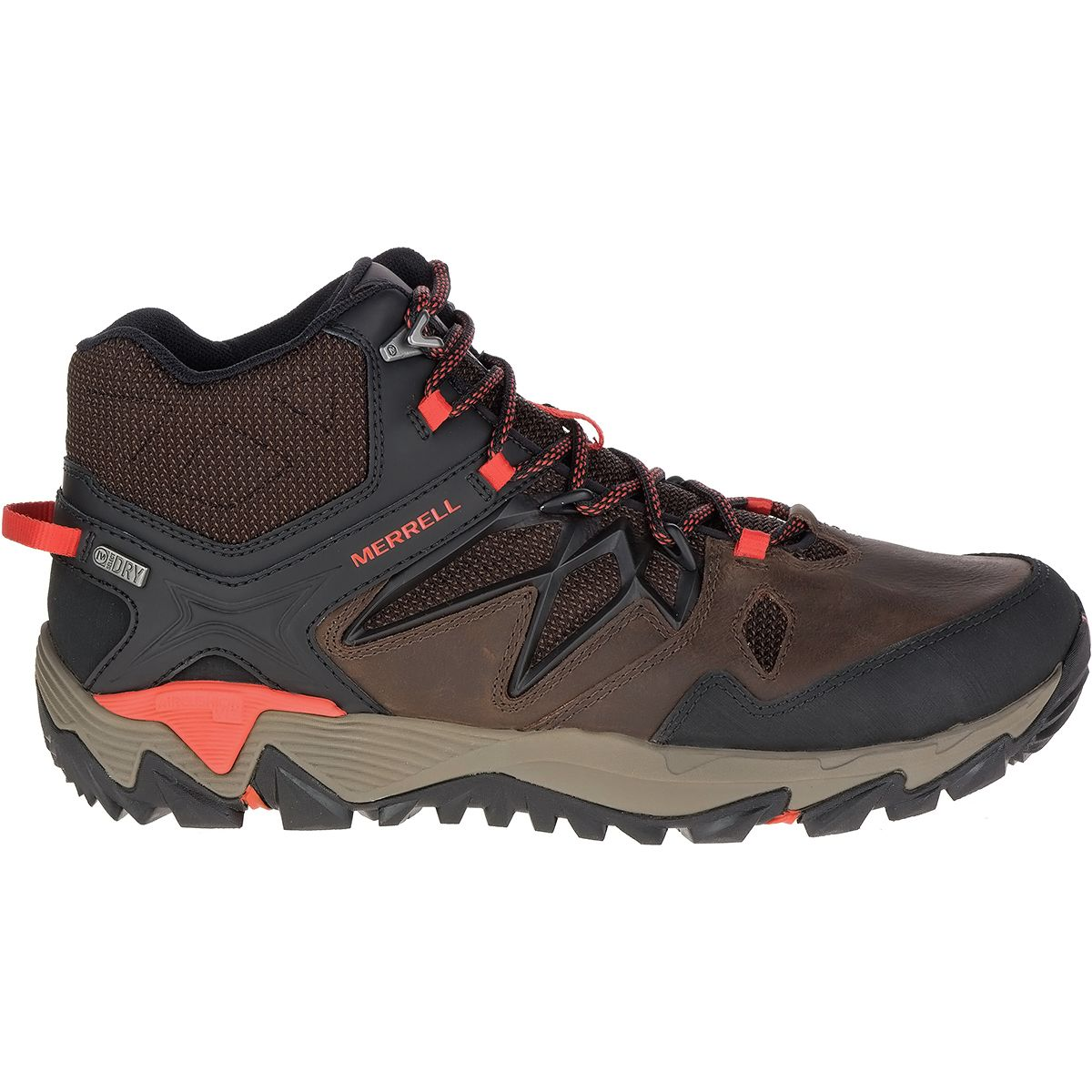 photo: Merrell All Out Blaze Mid Waterproof hiking boot