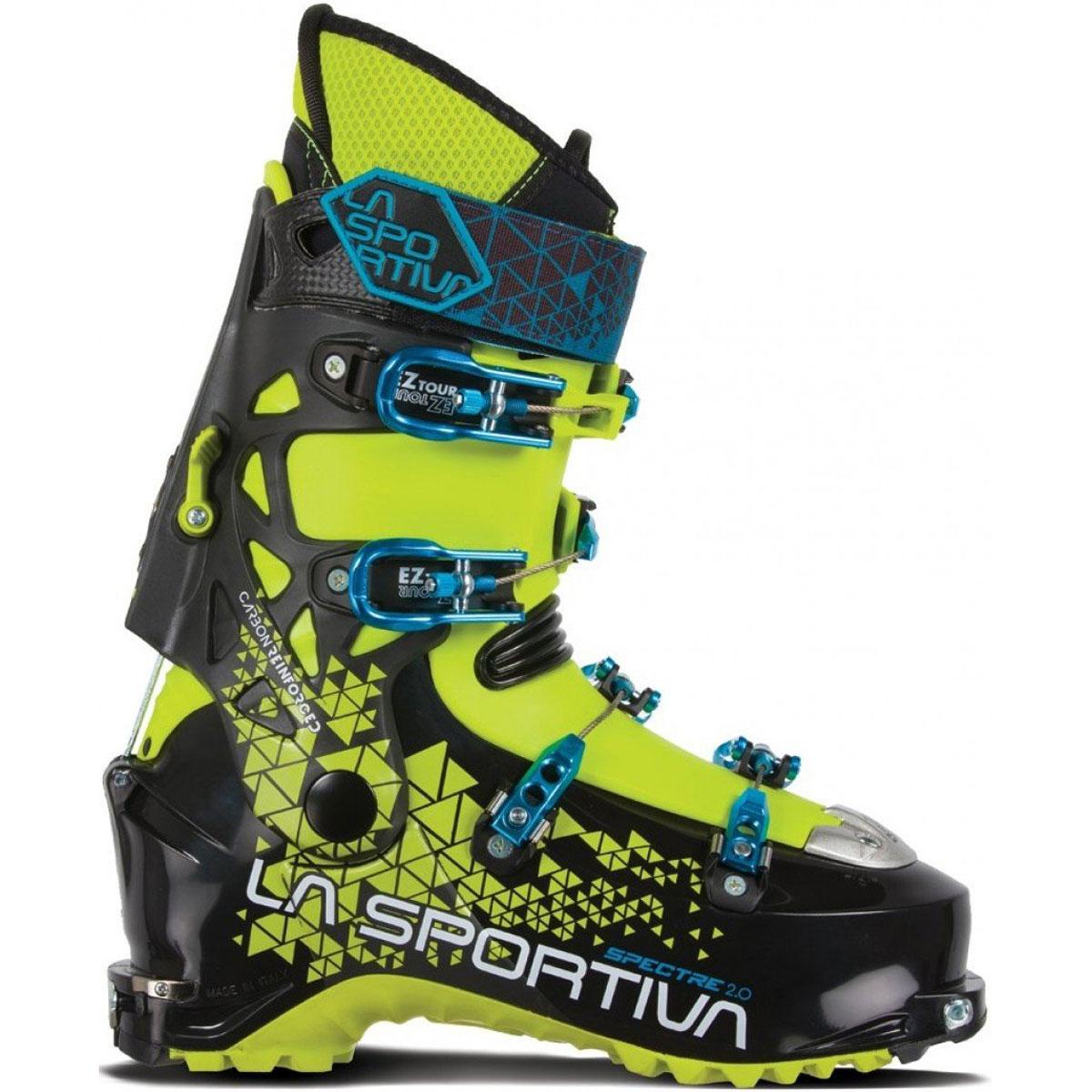 photo: La Sportiva Spectre 2.0 alpine touring boot