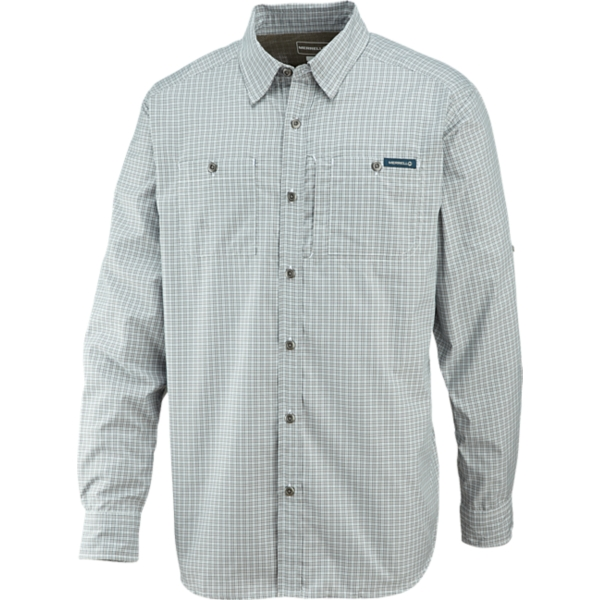 photo: Merrell Kalamatan L/S Shirt hiking shirt