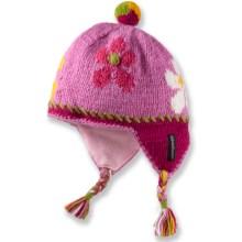 Everest Designs Flower Child Earflap Hat