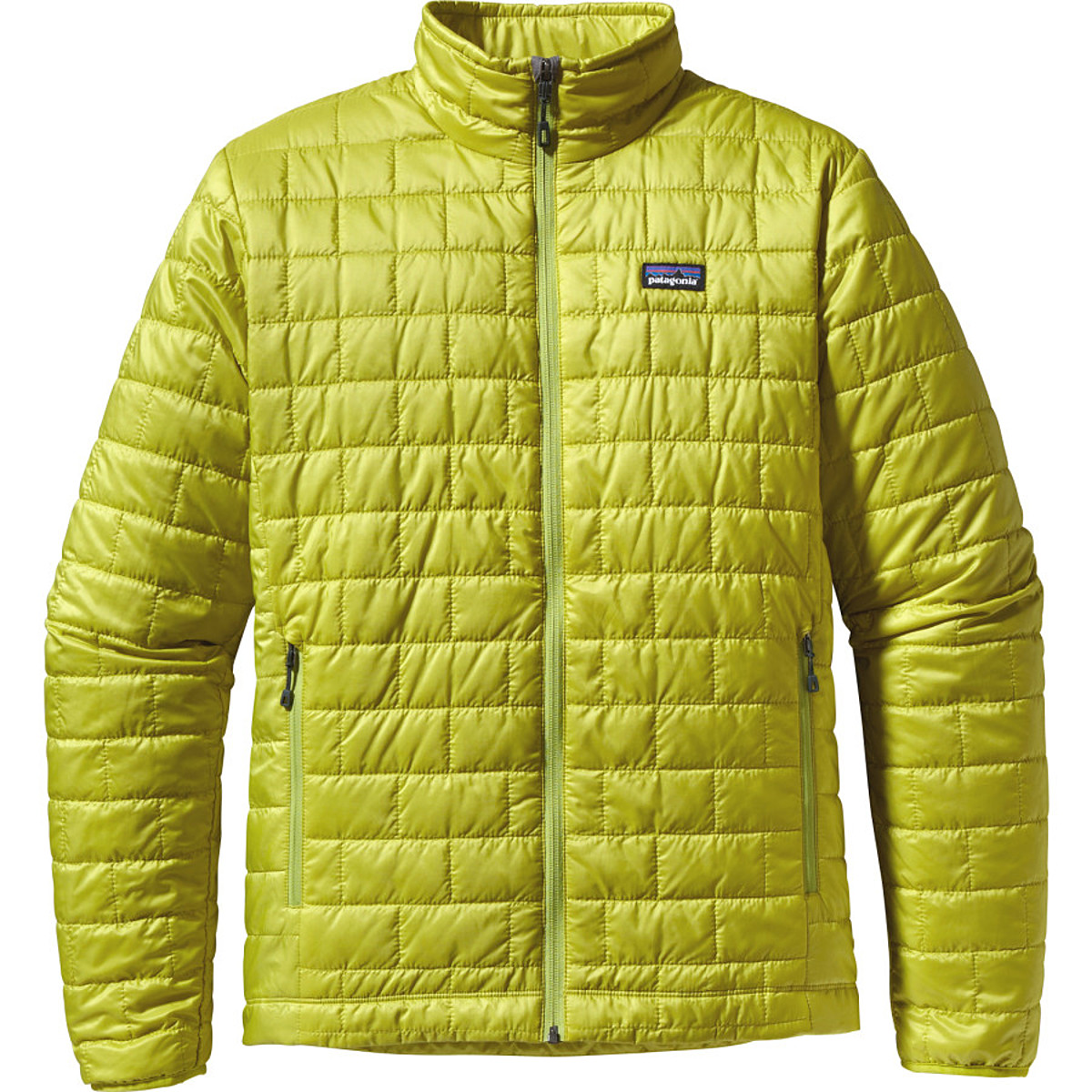 photo: Patagonia Men's Nano Puff Jacket synthetic insulated jacket