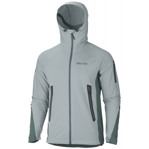 photo: Marmot Vapor Trail Hoody soft shell jacket