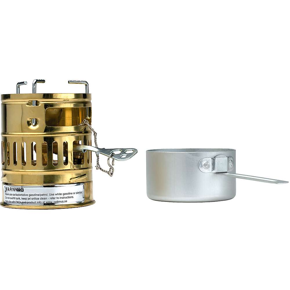 photo: Optimus Svea 123 liquid fuel stove