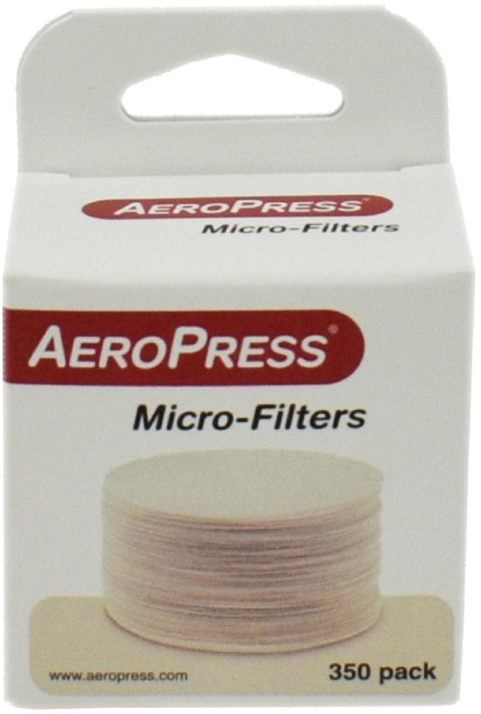 photo: AeroPress Micro-Filters coffee press/filter