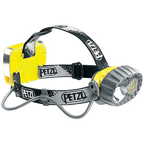 photo: Petzl Duo LED 14 ACCU headlamp