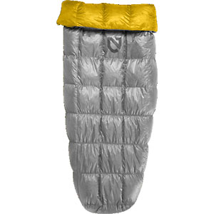 photo: NEMO Siren 30 3-season down sleeping bag