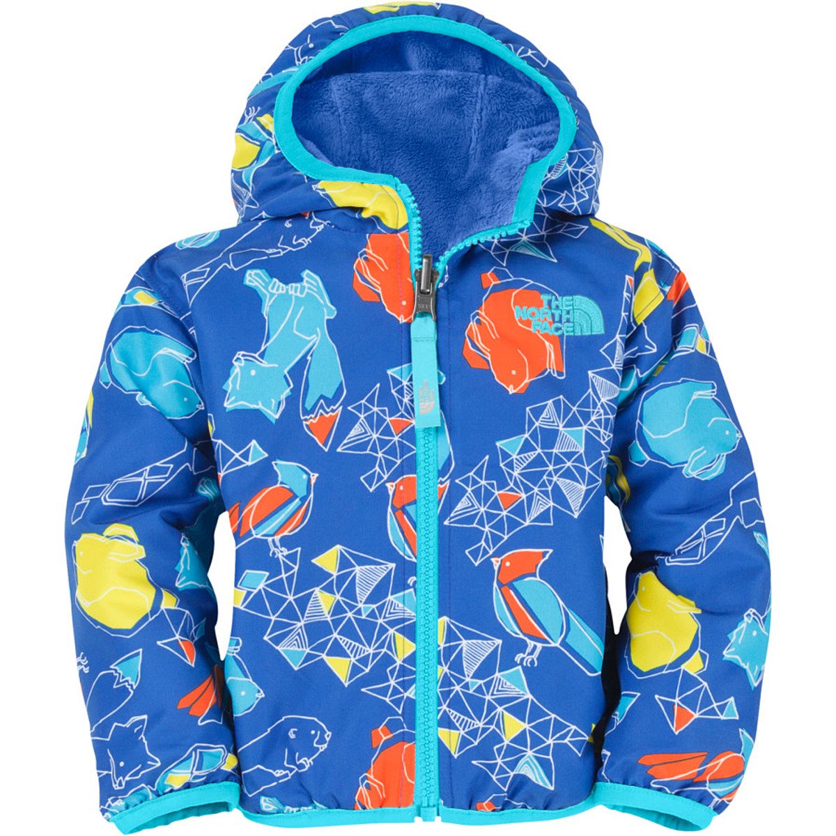 photo: The North Face Lil' Breeze Wind Jacket synthetic insulated jacket