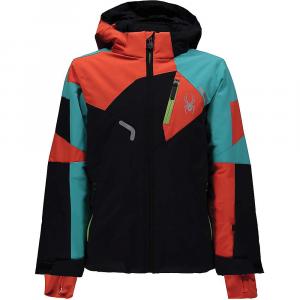 photo: Spyder Boys' Leader Jacket snowsport jacket