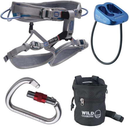 photo: Wild Country Vision Adjustable sit harness