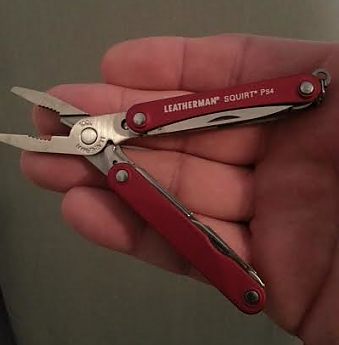 Leatherman Squirt recension