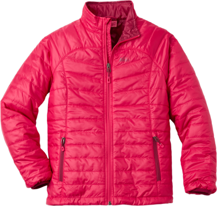 photo: REI Girls' Revelcloud Jacket synthetic insulated jacket