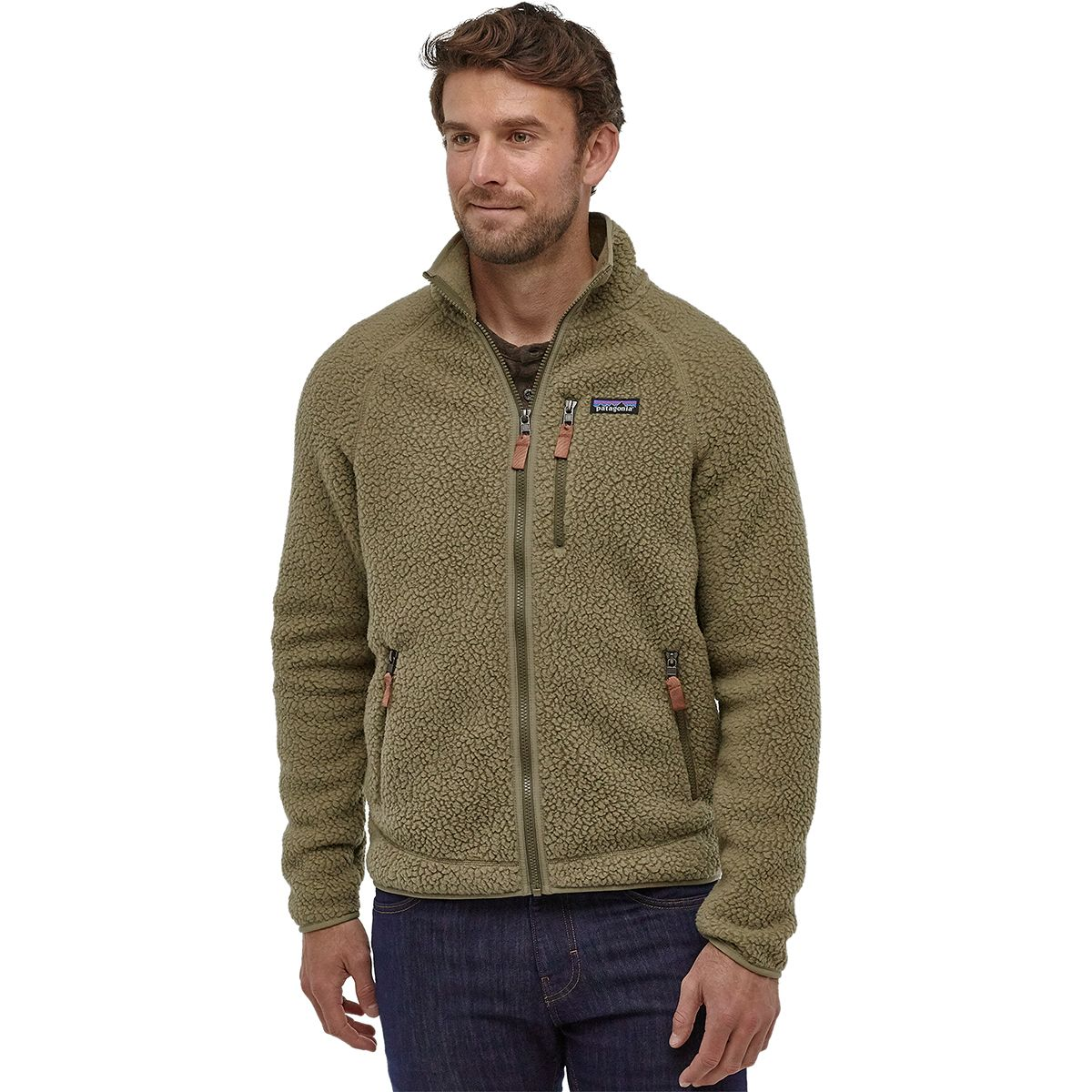 photo: Patagonia Retro Pile Jacket fleece jacket