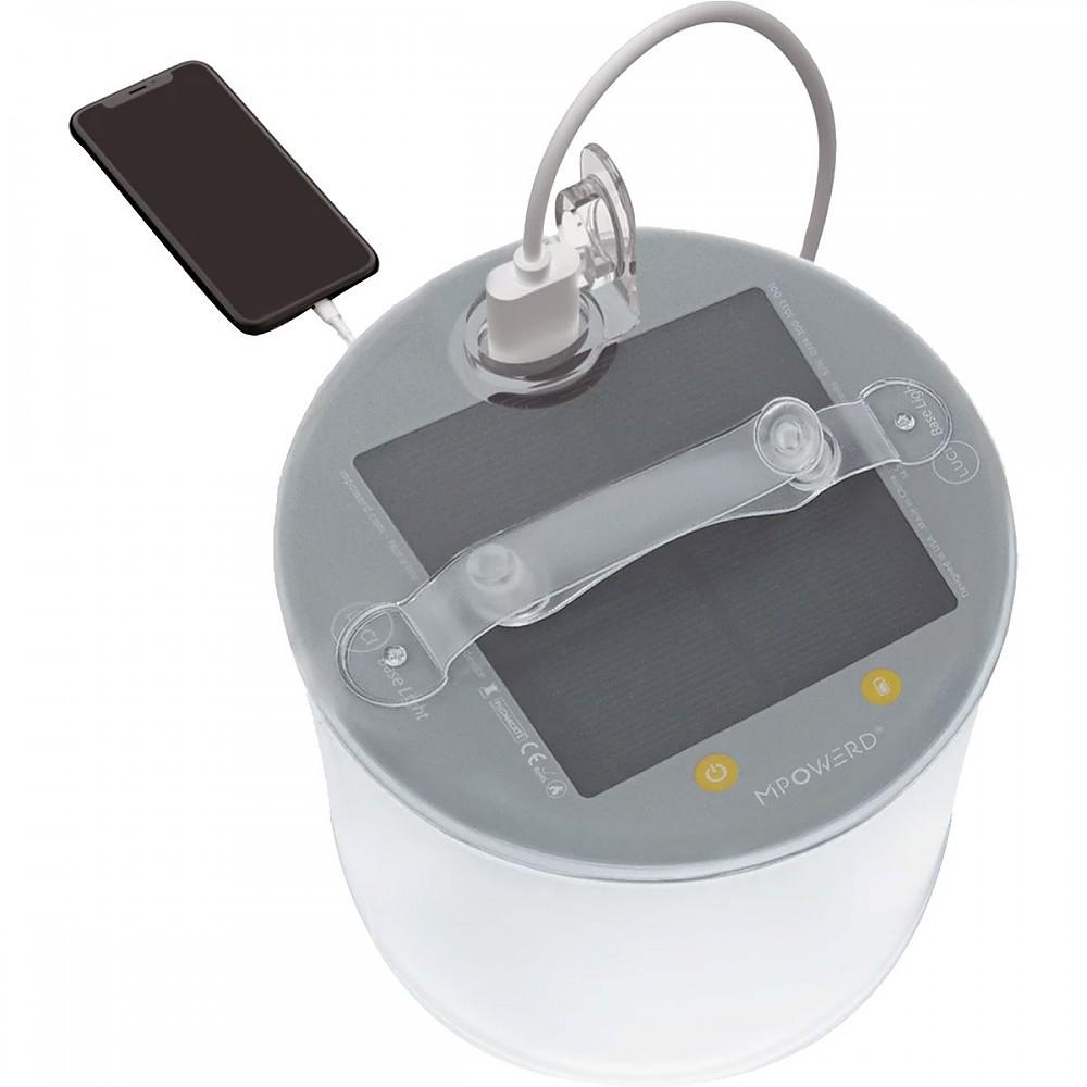 photo: MPowerd Luci Base Light battery-powered lantern