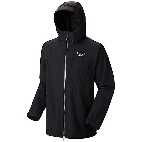 photo: Mountain Hardwear Exposure II Parka waterproof jacket
