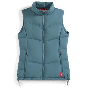 photo: EMS Women's Glacier Vest down insulated vest