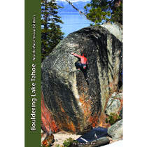 photo: National Geographic Bouldering Lake Tahoe - North/West Shore us pacific states guidebook