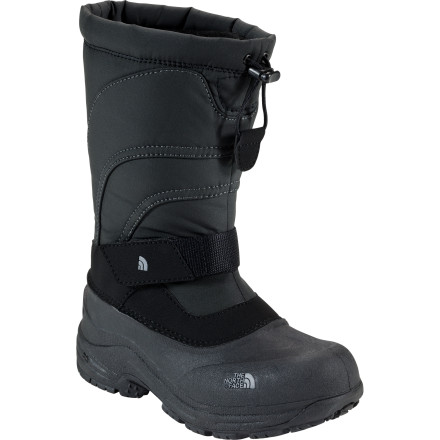 photo: The North Face Boys' Alpenglow winter boot