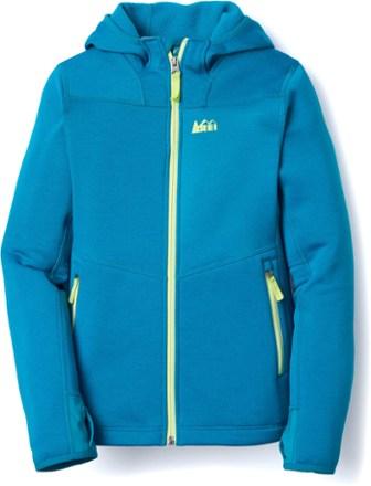 photo: REI Girls' Activator Fleece Jacket fleece jacket