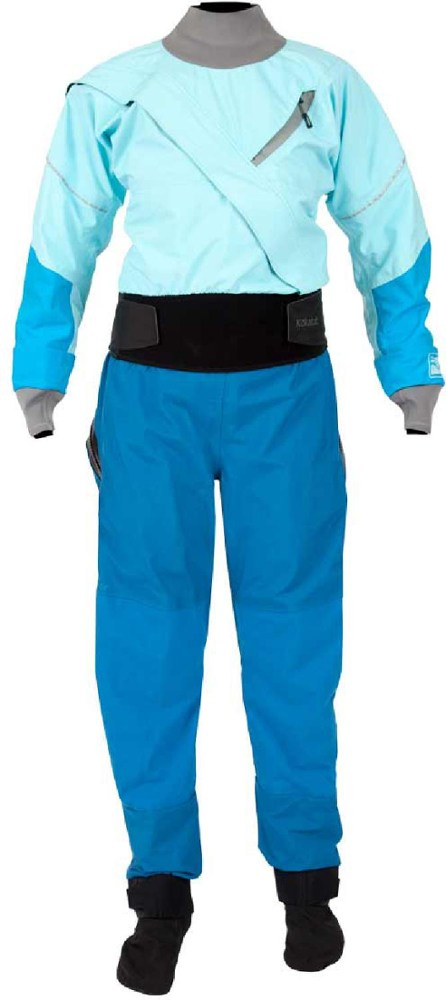 Kokatat Gore-Tex Meridian Dry Suit with Drop Seat