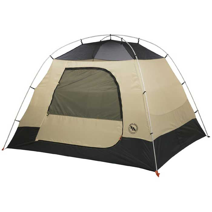photo: Big Agnes Jupiter's Cabin 4 three-season tent