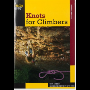 photo: Morris Publishing Knots for Climbers - 3rd Edition climbing book