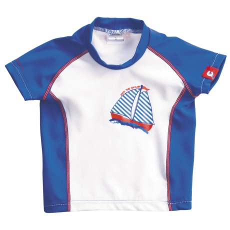 photo: Camaro Boys' Rash Guard Short Sleeve Toddler short sleeve rashguard