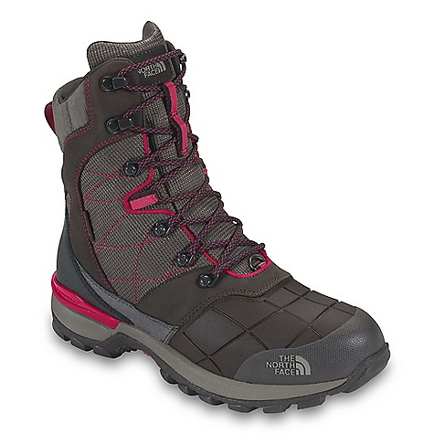 photo: The North Face Women's Snowsquall Tall winter boot