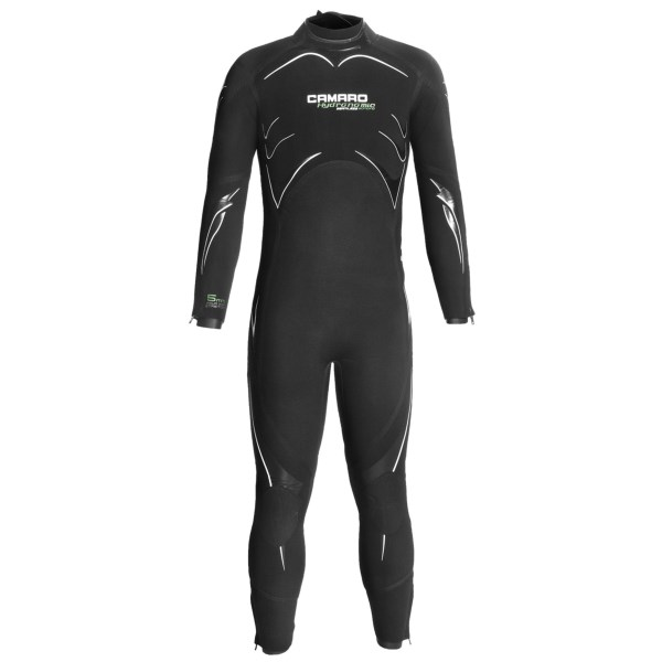photo: Camaro Semi-Dry Seamless Wetsuit wet suit