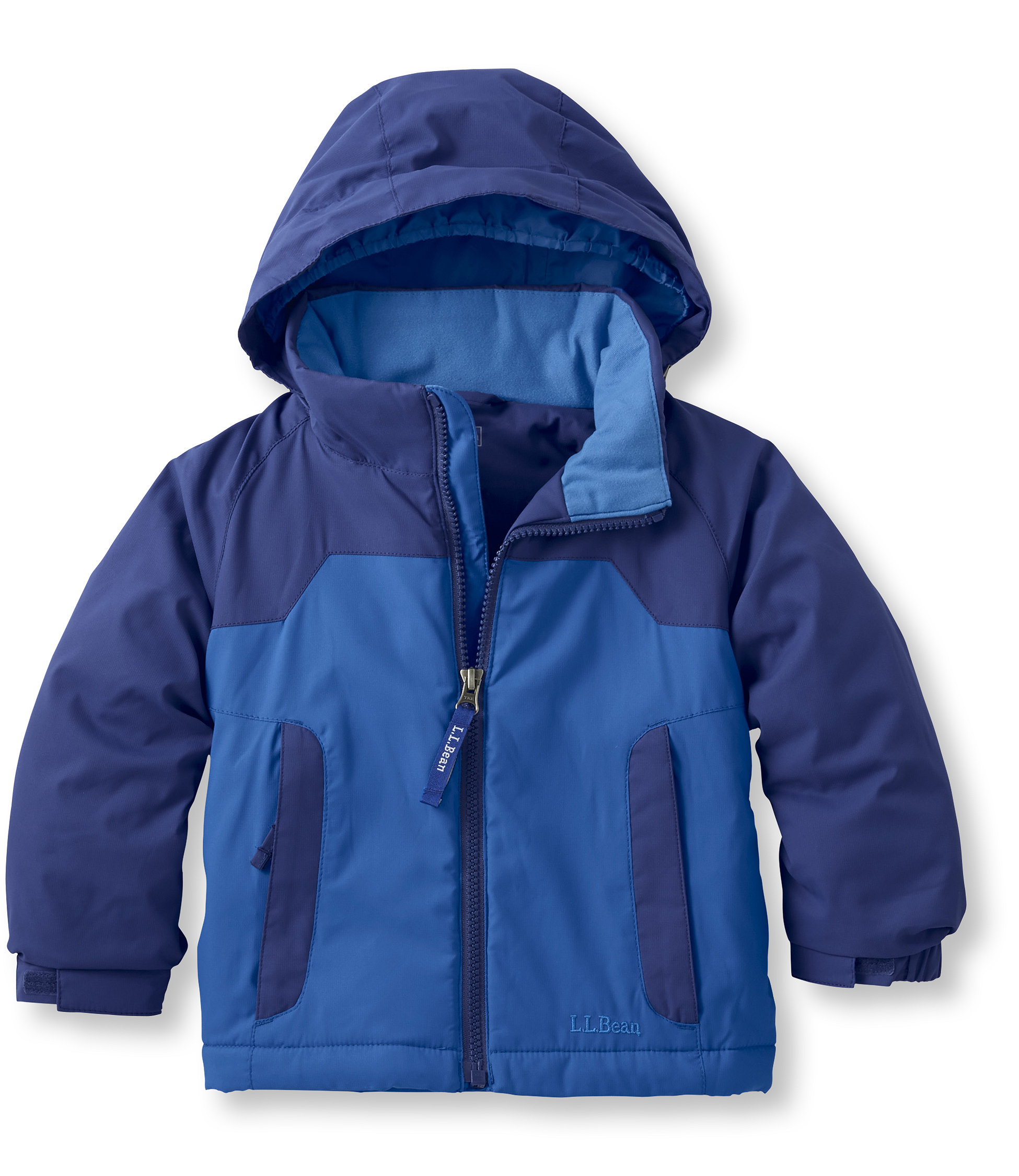 photo: L.L.Bean Boys' Katahdin Parka synthetic insulated jacket