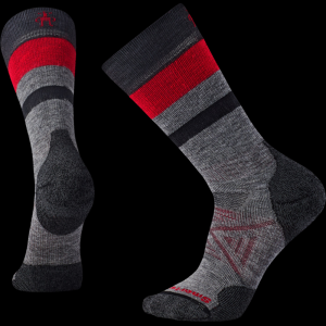photo: Smartwool Men's PhD Outdoor Light Crew Sock hiking/backpacking sock
