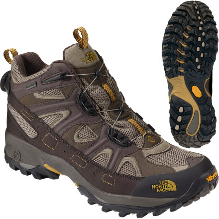 photo: The North Face Plasma GTX XCR Boa II hiking boot
