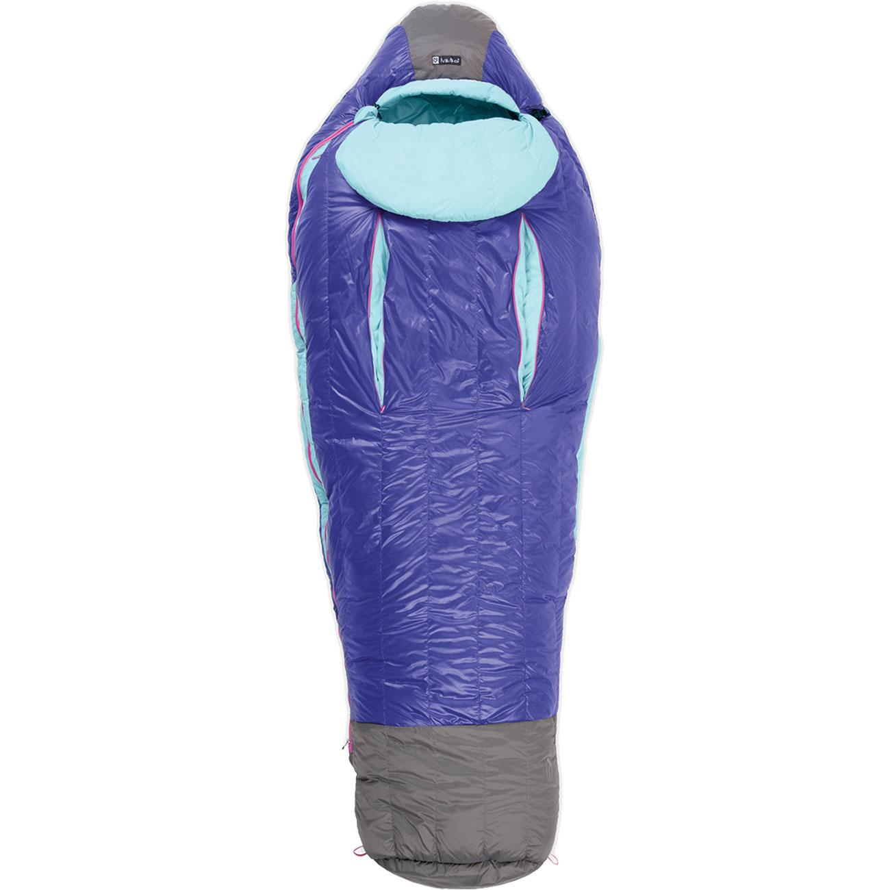 photo: NEMO Cleo 30 3-season down sleeping bag