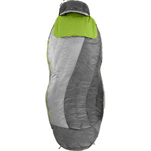 photo: NEMO Nocturne 15 3-season down sleeping bag
