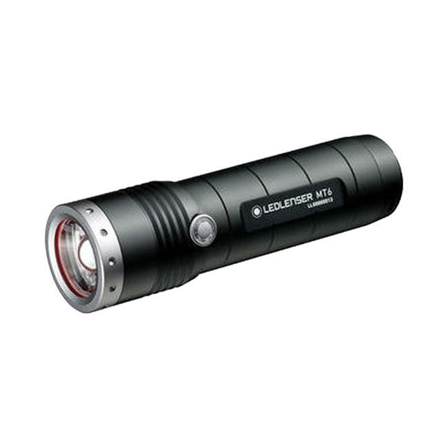 photo: Ledlenser MT6 flashlight
