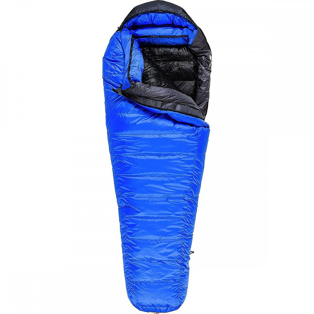 photo: Western Mountaineering Puma GWS cold weather down sleeping bag