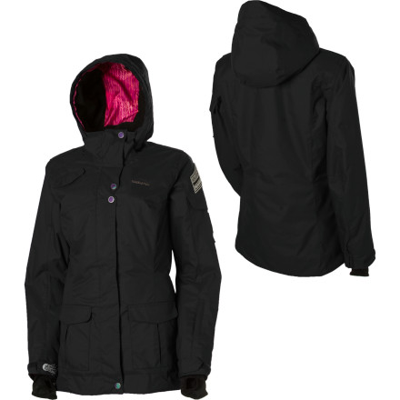 photo: Rossignol Fire Jacket snowsport jacket
