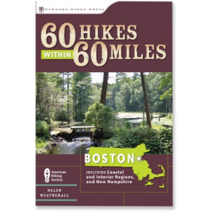 Menasha Ridge Press 60 Hikes Within 60 Miles: Boston