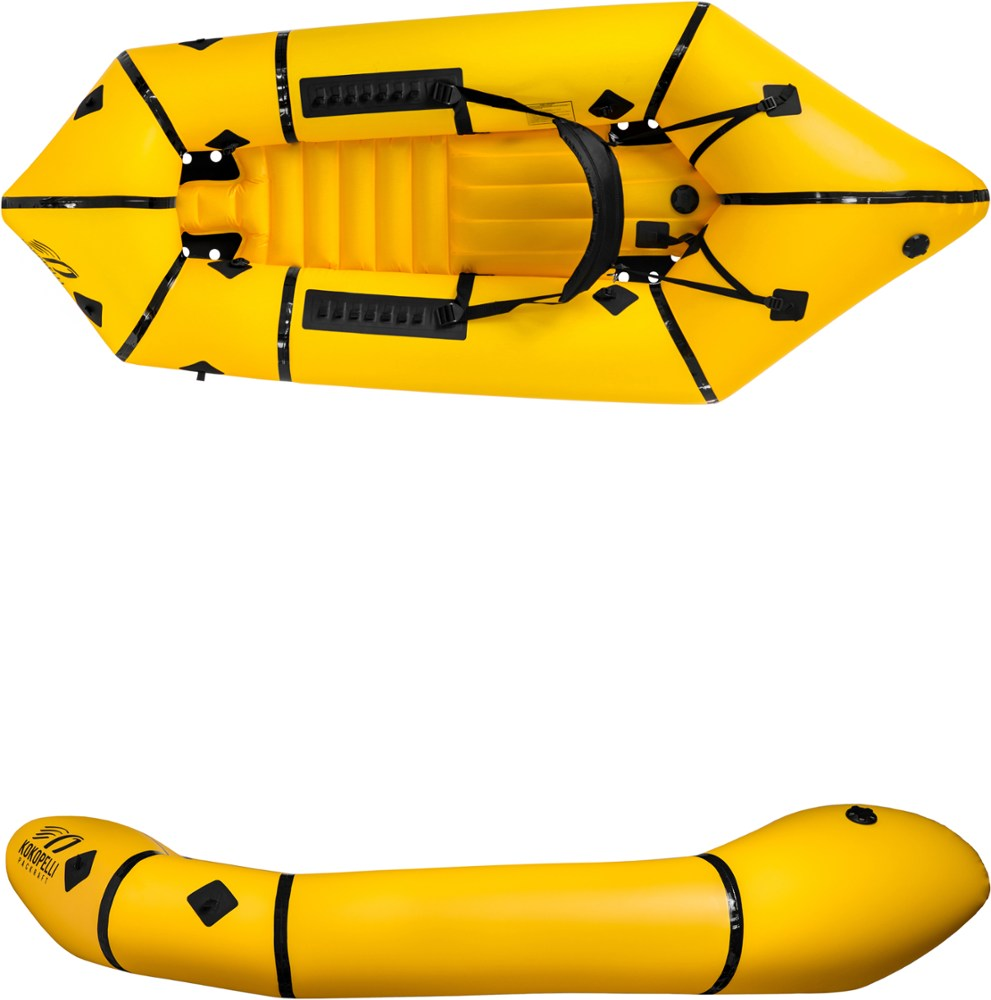 Kokopelli Packraft Nirvana Self-Bailer