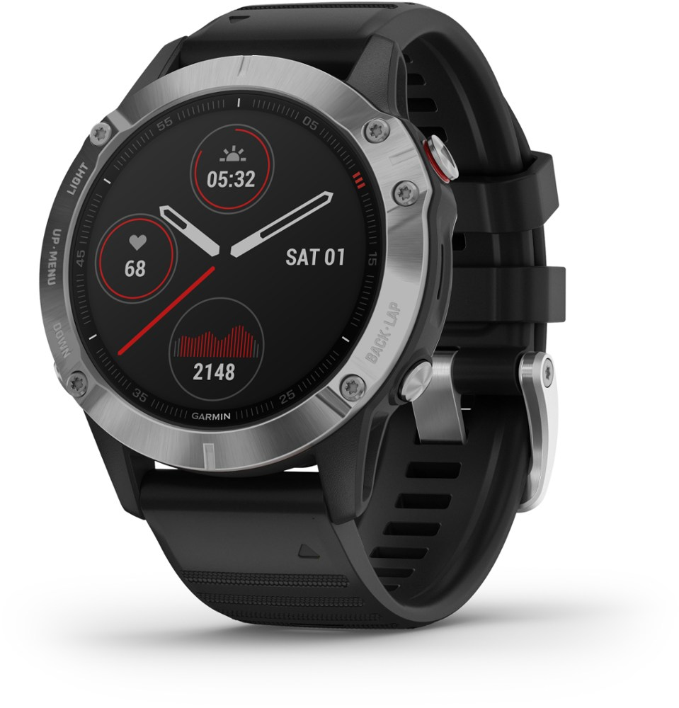 photo: Garmin fenix 6 gps watch