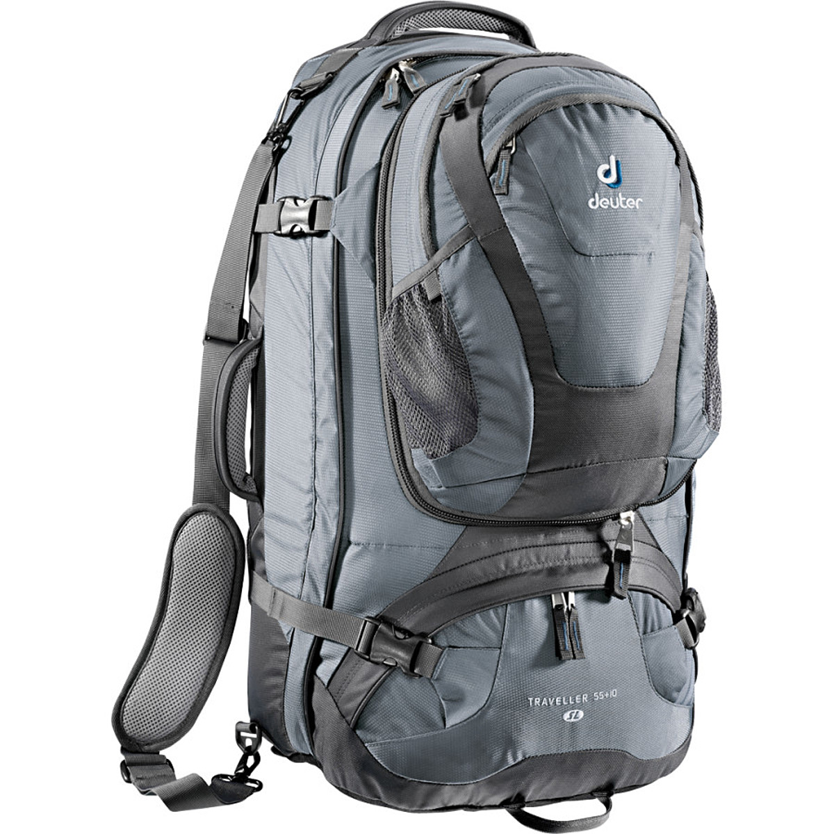 photo: Deuter Traveller 55+10 SL weekend pack (3,000 - 4,499 cu in)