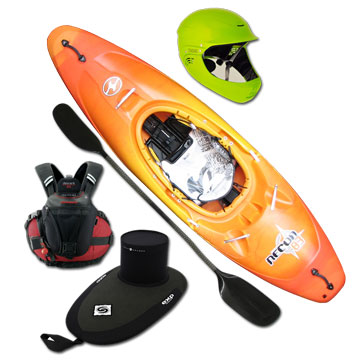 photo: Wave Sport Recon 83 whitewater kayak
