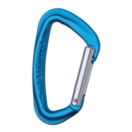 photo: Wild Country Oxygen non-locking carabiner