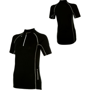 photo: Stoic Women's Merino Bliss Shirt - Short-Sleeve short sleeve performance top