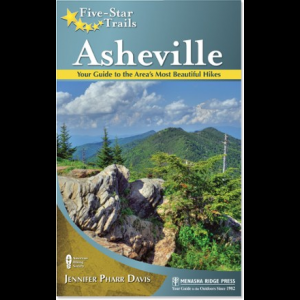 Menasha Ridge Press Five Star Trails: Asheville