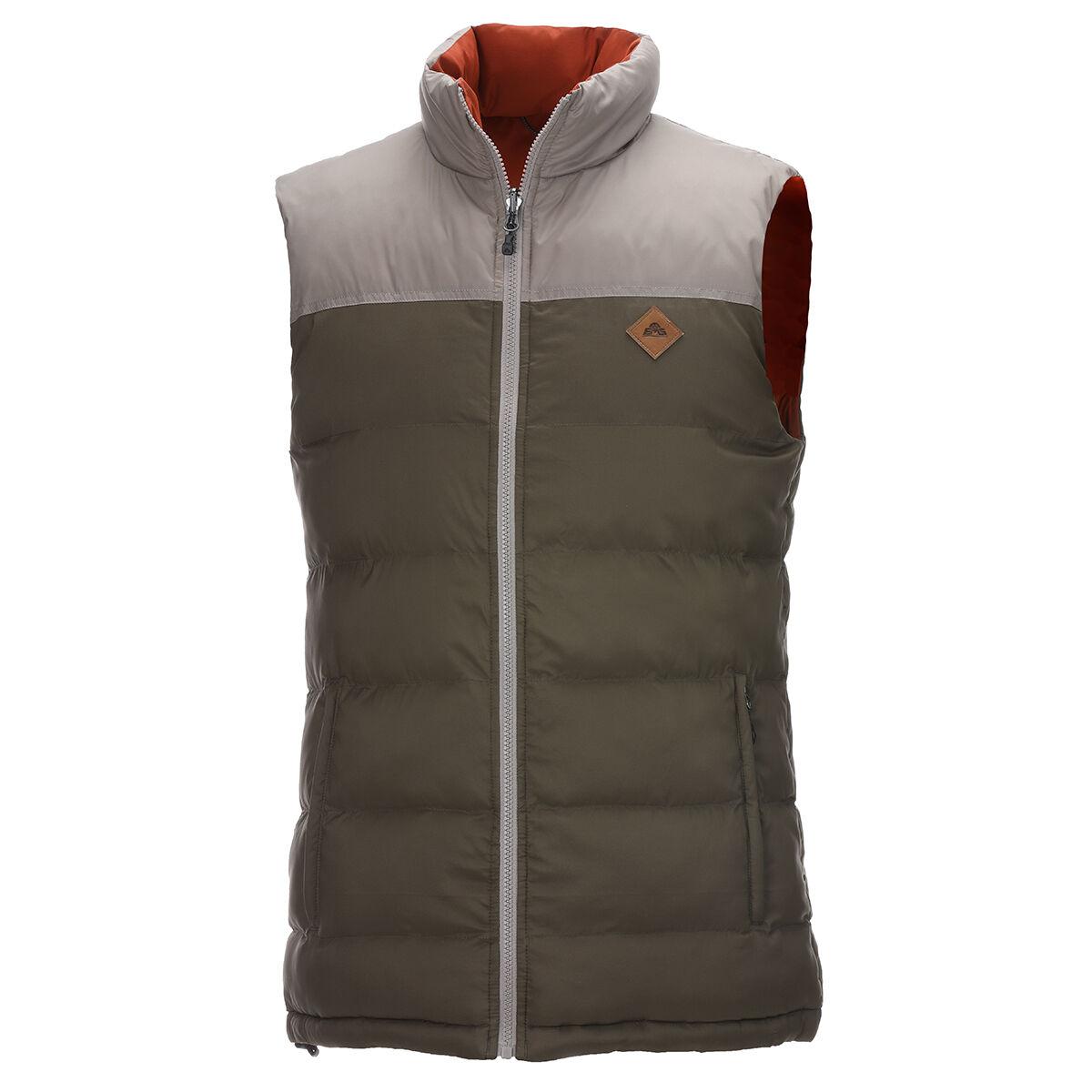 photo: EMS Men's Glacier Vest down insulated vest