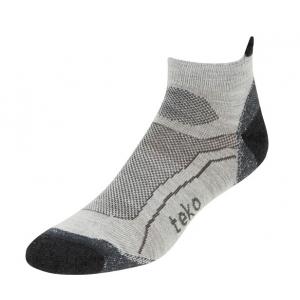 photo: Teko Merino Light Low Sock running sock